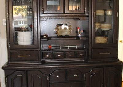 decapage meuble finition meuble armoire quebec | Atelier Claude