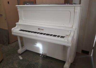 Reparation et restauration de piano à Ste-Foy - Atelier Claude de Québec